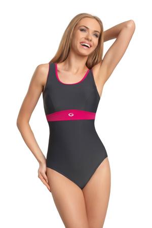 Jednodílné plavky Martha II. Jednodílné dámské plavky sportovního ... 67df830624