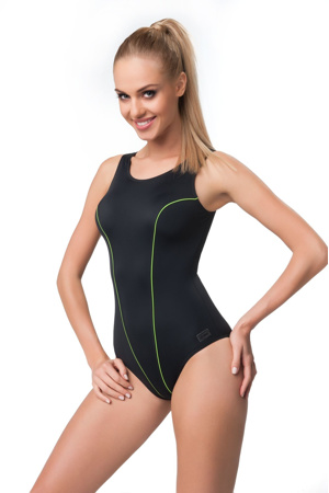 Dámské jednodílné sportovní plavky 3000 - 001 - Moraj 3890f8b939