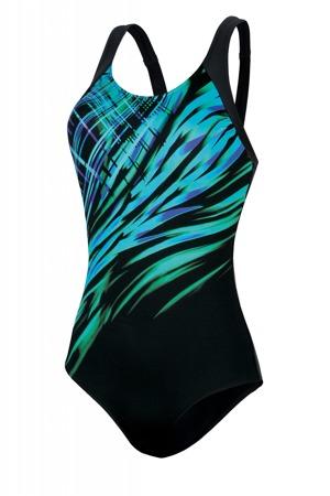 Jednodílné dámské plavky Self S 35 R1